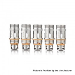 Authentic Aspire Atlantis EVO Coil Head for Triton 2 / Atlantis / Atlantis V2 / Atlantis Mega Tank - 0.4 Ohm (40~50W) (5 PCS)