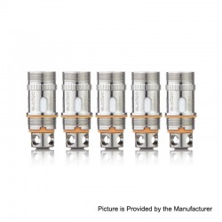 Authentic Aspire Atlantis EVO Coil Head for Triton 2 / Atlantis / Atlantis V2 / Atlantis Mega Tank - 0.5 Ohm (35~40W) (5 PCS)