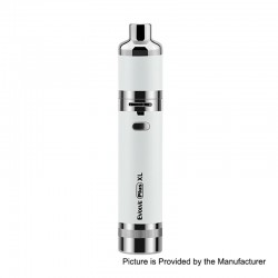 Authentic Yocan Evolve Plus XL 1400mAh Quad Coil All-in-One Starter Kit - White