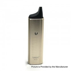 Vax Mini Style 3000mAh TC Dry Herb Wax Vaporizer - Gold, 190~230'C