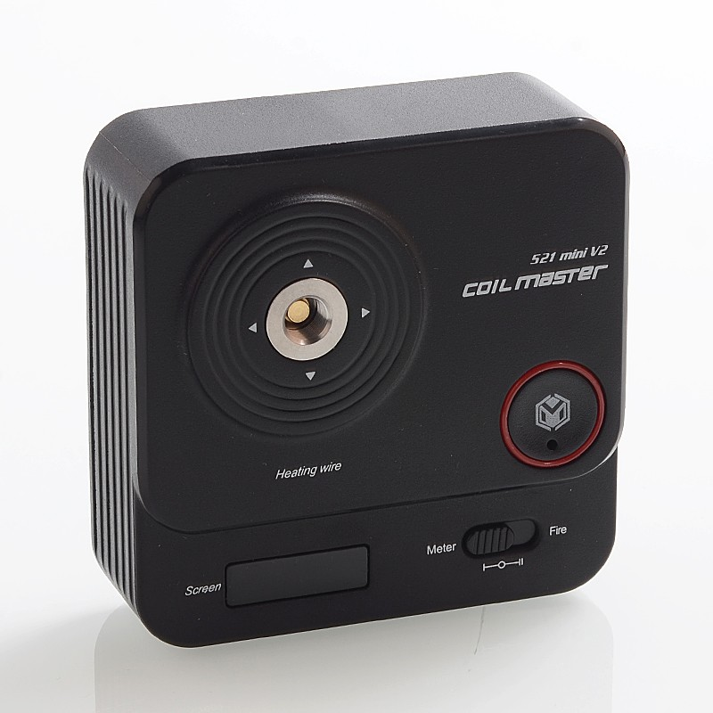 Buy Coil Master 521 Mini V2 Tab Resistance Tester Ohm Meter