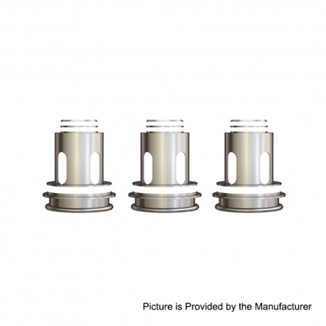 Authentic SMOKTech SMOK Replacement BC-Mesh Coil for MORPH 219 Kit / TF2019 Sub Ohm Tank - 0.35 Ohm (3 PCS)