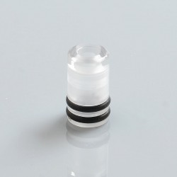 YFTK Replacement Drip Tip for 22mm KF Lite 2019 Style RTA - White, PC