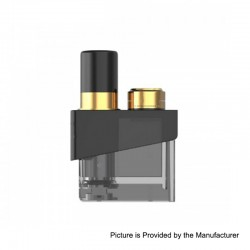 Authentic SMOKTech SMOK Trinity Alpha Kit Replacement Pod Cartridge - Prism Gold, 2.8ml