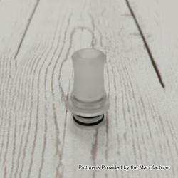 YFTK Replacement 510 Drip Tip for TROYA MV2 Style MTL RTA - White, PC