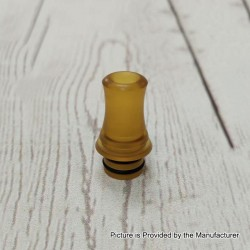 YFTK Replacement 510 Drip Tip for TROYA MV2 Style MTL RTA - Ultem, PEI