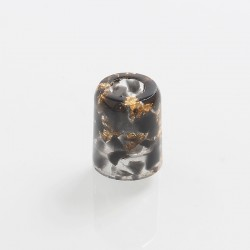 Replacement Drip Tip for Lost Vape Orion Pod - Black, Resin, 10mm