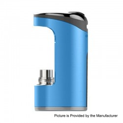 Authentic Justfog Compact 14 12W 1500mAh Battery Mod - Blue