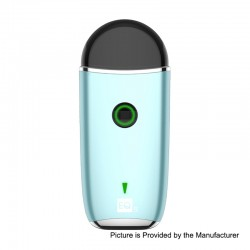 Authentic Innokin EQs 800mAh Pod System Starter Kit - Sky Blue, 2ml, 0.48 Ohm