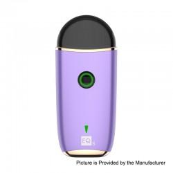 Authentic Innokin EQs 800mAh Pod System Starter Kit - Purple, 2ml, 0.48 Ohm