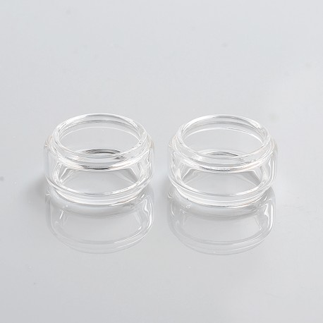 Authentic Steam Crave Aromamizer Lite Replacement Bubble Glass Tank Tube - Transparent, 4.5ml (2 PCS)