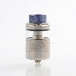 [Ships from Germany] Authentic Wotofo Profile Unity RTA Rebuildable Tank Atomizer - Silver, Stainless Steel, 5ml, 25mm Dia.