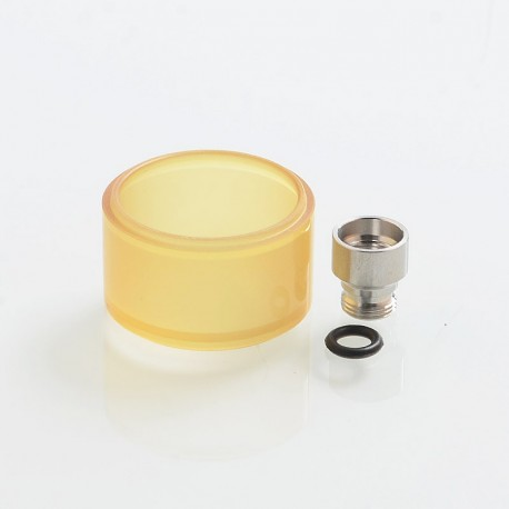 Replacement Long Mode Tank Kit for 24mm KF Lite 2019 Style RTA - Ultem, PEI, 5ml