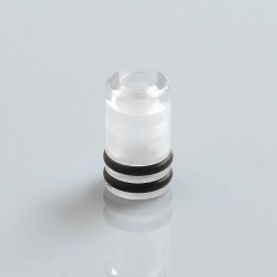 SXK Replacement Drip Tip for KF Lite 2019 Style RTA - White, PC