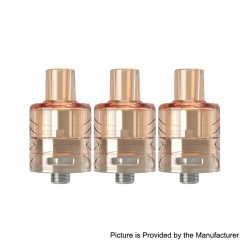 Authentic Smoant Taggerz Disposable Sub Ohm Tank Clearomizer - Gold, 2ml, 0.2 Ohm (3 PCS)