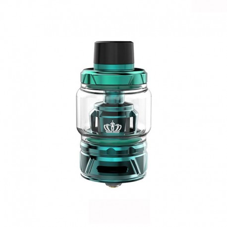 [Ships from Germany2] Authentic Uwell Crown 4 IV Sub Ohm Tank Clearomizer - Green, 6ml, 0.4 Ohm, 28mm Diameter