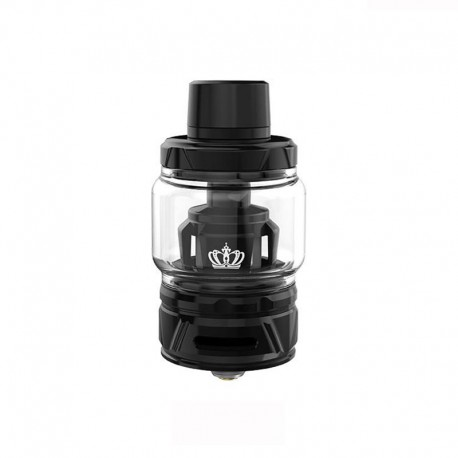 [Ships from Germany2] Authentic Uwell Crown 4 IV Sub Ohm Tank Clearomizer - Black, 6ml, 0.4 Ohm, 28mm Diameter