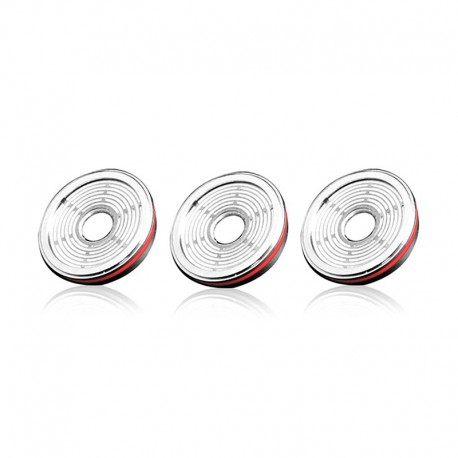 Authentic Aspire Replacement Coil Head for Revvo Tank - 0.1~0.16 Ohm (50~100W) (3 PCS)