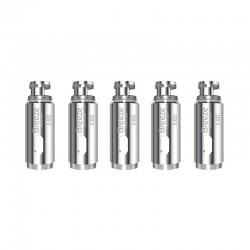 Authentic Aspire Replacement Coil Head for Breeze Starter Kit - 0.6 Ohm (60~100W) (5 PCS)