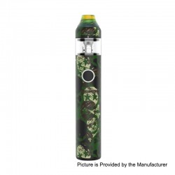 Authentic OBS KFB2 KFB 2 1500mAh All-in-One Starter Kit - Jungle Adventure, 2ml, 0.6 Ohm / 1.2 Ohm