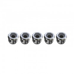 Authentic MyVapors Myuz SS5 Replacement S5-N Kanthal Coil Head - 0.2 Ohm (40~90W) (5 PCS)