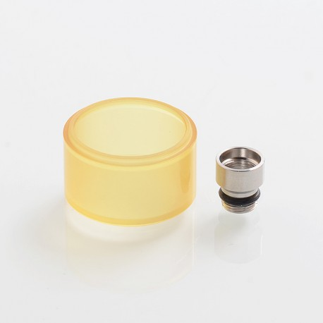 SXK Replacement Long Mode Tank Kit for 22mm KF Lite 2019 Style RTA - Ultem, PEI, 4ml