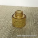 YFTK Replacement Bell Tank for 22mm KF Lite 2019 Style RTA - Yellow, PC, 2ml