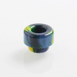 Authentic Wotofo Profile Unity RTA Replacement 810 Drip Tip - Rainbow, Resin