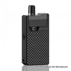 Authentic GeekVape Frenzy 950mAh Pod System Starter Kit - Black Carbon Fiber, 2ml, 1.2 Ohm