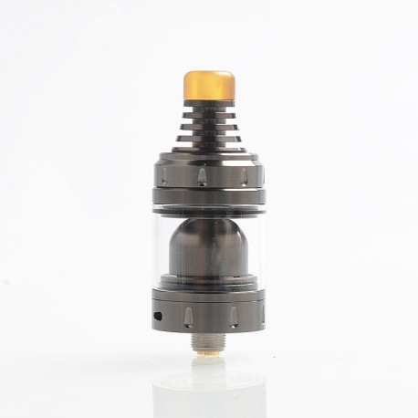 Authentic Vandy Vape Berserker BSKR V1.5 Mini MTL RTA Rebuildable Tank Atomizer - Gun Metal, 2.5 / 3.0ml, 22mm Diameter