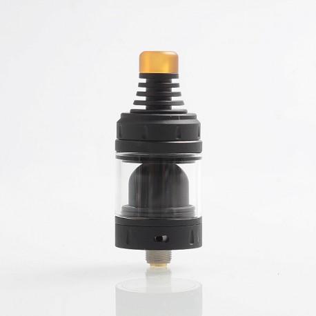 Authentic Vandy Vape Berserker BSKR V1.5 Mini MTL RTA Rebuildable Tank Atomizer - Black, 2.5 / 3.0ml, 22mm Diameter