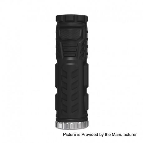 Authentic Vandy Vape Trident IP67 Waterproof Tube Mod - Black, 1 x 18650