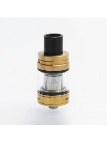 Authentic SMOKTech SMOK TFV8 Baby Sub Ohm Tank Atomizer - Gold, Stainless Steel, 2ml, 22mm Diameter, EU Edition