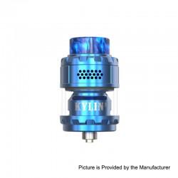 Authentic Vandy Vape Kylin M RTA Rebuildable Tank Atomizer - Blue, 3ml / 4.5ml, 24mm Diameter