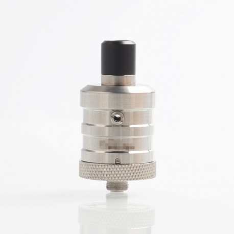 ShenRay FEV BF-1 Style RDA Rebuildable Dripping Atomizer w/ BF Pin - Silver, 316 Stainless Steel, 23mm Diameter