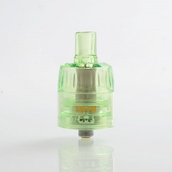 Authentic Sikary Vapor Tutu Disposable Sub Ohm Tank Clearomizer - Green, 2ml, 0.9 Ohm, 24mm Diameter