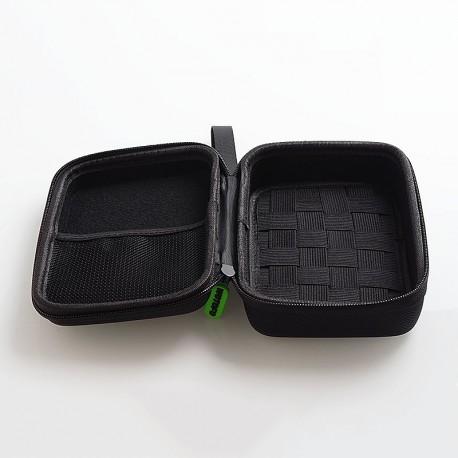 Authentic Wotofo Vape Carry Case Storage Bag for E-Cigarette - Black, 165mm x 114mm x 68mm