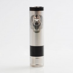 ShenRay TF Scarab Pro 23mm Style Mechanical Mod - Black, Stainless Steel, 1 x 18350 / 18650