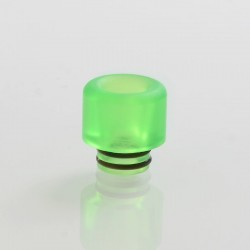 510 Replacement Drip Tip for RDA / RTA / Sub Ohm Tank Atomizer - Green, Acrylic, 10mm