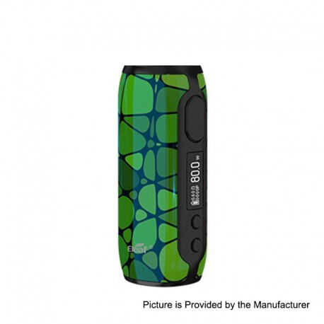 Authentic Eleaf iStick Rim 80W 3000mAh Mod - E-Green
