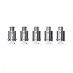 Authentic SMOKTech SMOK Replacement Ceramic Coil Head for Nord Pod System Kit / Trinity Alpha Kit - 1.4 Ohm (5 PCS)