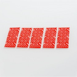 Authentic BugabooVape PVC Wrapper Skin Sticker for 21700 Battery - Suprise (5 PCS)