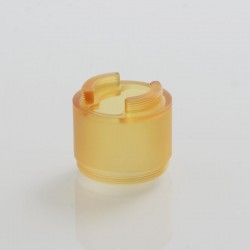 Coppervape Tank Tube for VWM Integra Style RTA - Yellow, PEI, 4ml