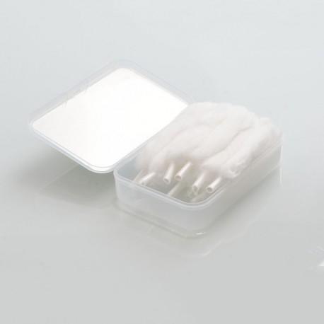 Authentic Wotofo Xfiber Cotton for Profile RDA / Profile Unity RTA - 60 x 6mm (10 PCS)