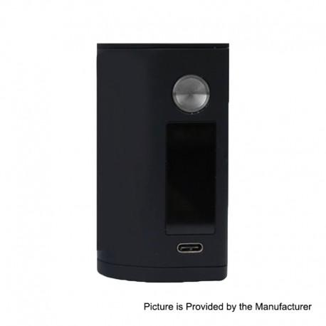 Authentic Asmodus Minikin 3 200W Touch Screen TC VW Variable Wattage Box Mod - Black, 5~200W, 2 x 18650