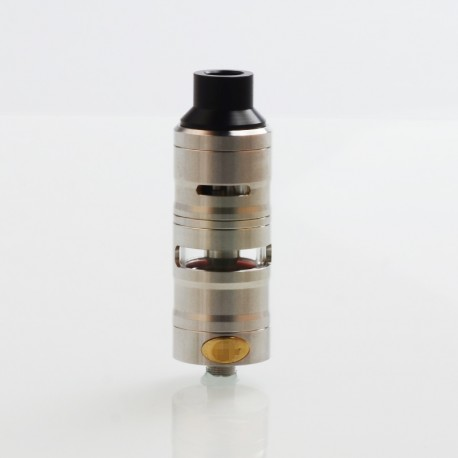 ShenRay Gevolution V2 Style Mesh RDTA Rebuildable Dripping Tank Atomizer - Silver, 23mm Diameter