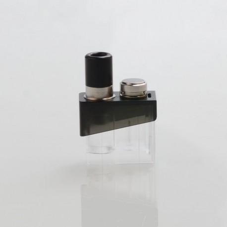 Authentic SMOKTech SMOK Trinity Alpha Kit Replacement Pod Cartridge - Silver, 2.8ml