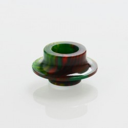 Authentic Vapesoon DT230-L 810 Replacement Drip Tip for TFV8 / TFV12 Tank / Goon / Kennedy / Reload RDA - Green, Resin, 11.3mm