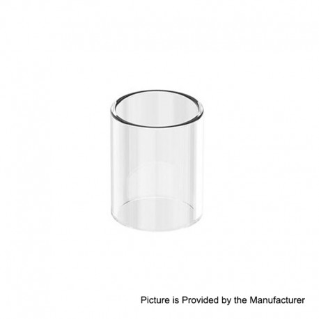 Replacement Bulb Glass Tube 5ml for SMOK TFV8 Big Baby Tank Atomizer - Transparent