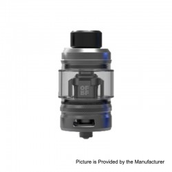 Authentic OFRF NexMesh Sub-Ohm Tank Atomizer - Gun Metal, 4ml / 5ml, 0.2ohm, 25mm Diameter